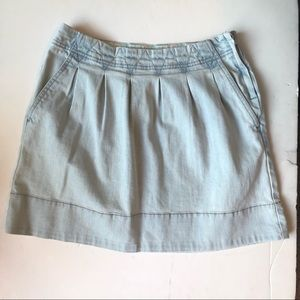 MARC JACOBS Jean Skirt Size 4